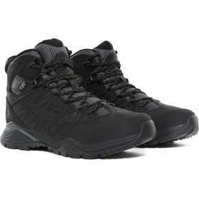 The North Face Hedgehog Hike II WP Mid-Cut Schuhe Herren tnf black/graphite grey